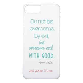Römer-12:21 phonecase iPhone 7 plus hülle
