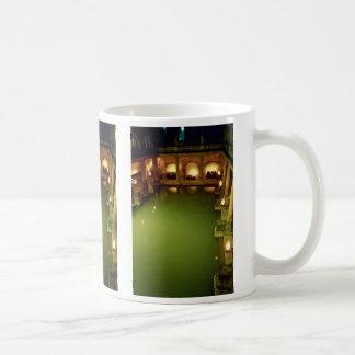 Römische Bäder, Avon, England Kaffeetasse