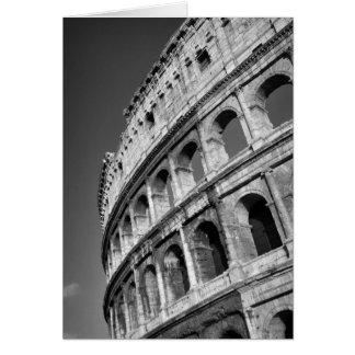 Römische Colosseum Karte