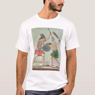 """Römische Gladiatoren, von """"L'Antica Rom"""", 1825 T-Shirt"""