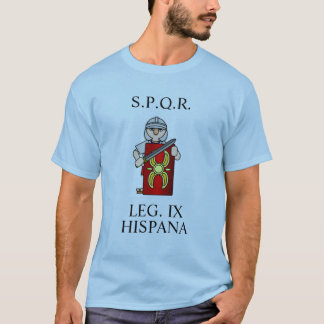Römische Legion IX T-Shirt
