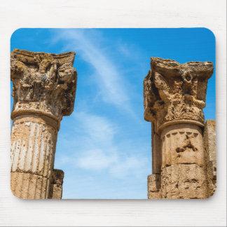 Römische Stadt-Ruinen Mauspads