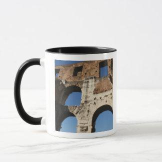 Römischer Art. Das Colosseum oder das Flavian 5 Tasse