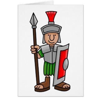 römischer Soldat Karte