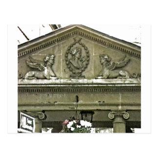 Römisches Bath1c Verschluss 23849 Bad-Englands Postkarte