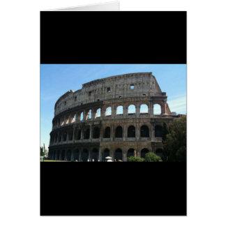 Römisches Colosseum Karte
