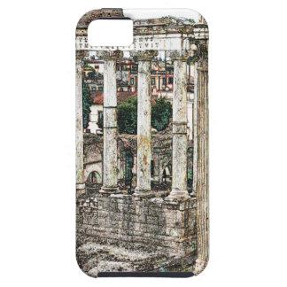 Römisches Forum in der Kreide Tough iPhone 5 Hülle