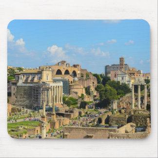 Römisches Forum in Rom Mauspads