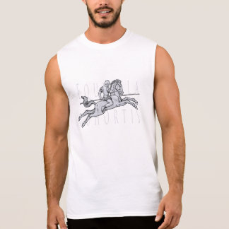 Römisches Kavallerie-Ladegerät (Equites Ala Ärmelloses Shirt