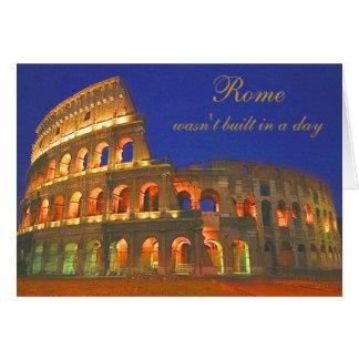 Römisches Kolosseum Karte