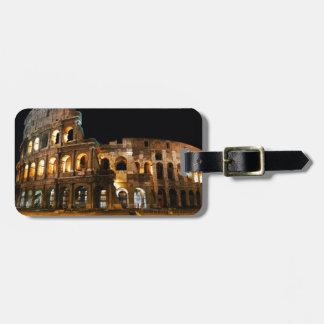 Römisches Kolosseum Kofferanhänger