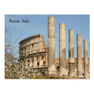 Römisches Kolosseum Postkarte
