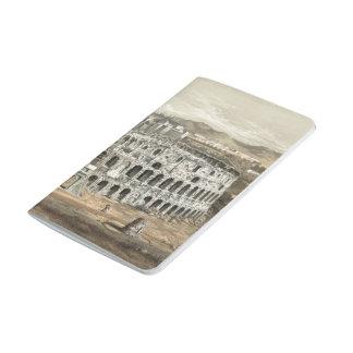 Römisches Kolosseum Taschennotizbuch