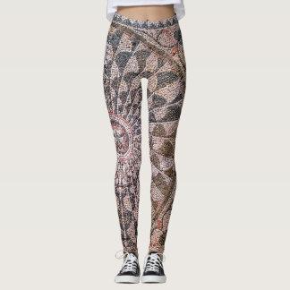Römisches Mosaik Leggings