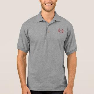 Römisches Shirt SPQR Lorbeers