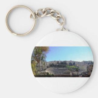 Römisches Theater Ammans Schlüsselanhänger