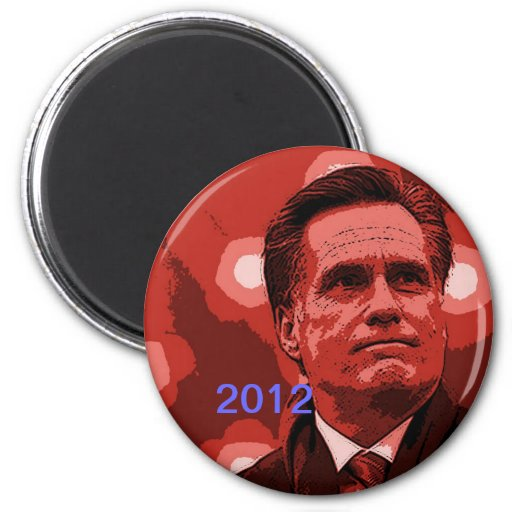 Romney 2012 magnets