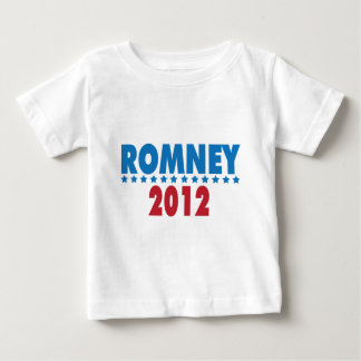 Romney 2012.png baby t-shirt