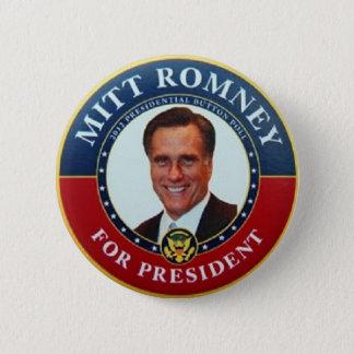 Romney für Präsidenten Button