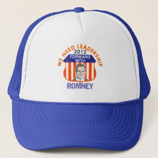 Romney Hut 2012 Truckerkappe