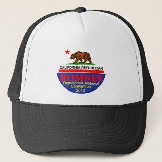 Romney KALIFORNIEN RNC Truckerkappe