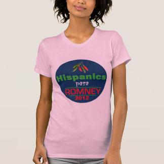 Romney Latinos T-Shirt