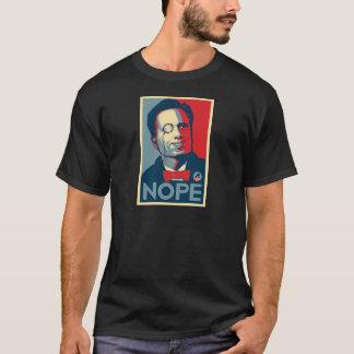 Romney NOPE!!! T-Shirt