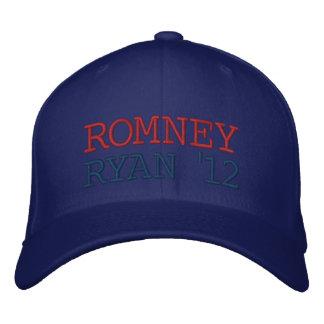 Romney Ryan 12 Bestickte Baseballkappe