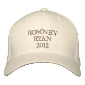 Romney Ryan 2012 Bestickte Kappe