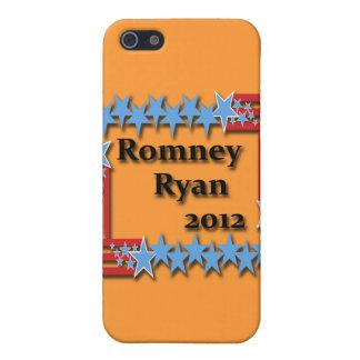 Romney Ryan 2012 iPhone 5 Cover