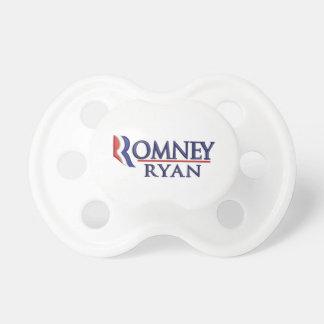 Romney Ryan politischer Baby-Schnuller Schnuller