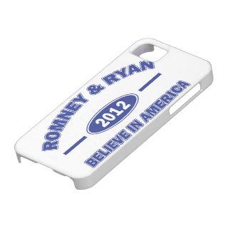 Romney und Ryan glauben iPhone 5 Hülle