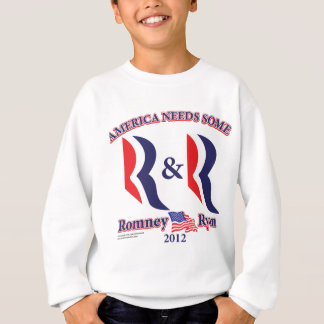 Romney und Ryan Sweatshirt