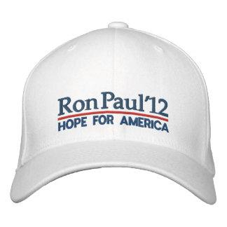 Ron Paul 2012 Baseballcap
