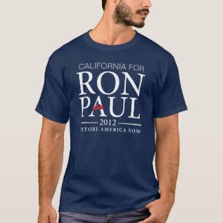 Ron Paul 2012 kundengerechtes Kampagnen-Shirt T-Shirt
