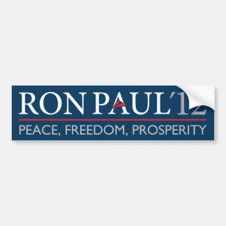 Ron Paul Autoaufkleber
