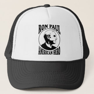Ron Paul-Held:: $17,95 (11 Farben) Truckerkappe
