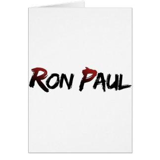 Ron Paul!!!! Karte