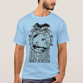 Ron Paul-Meister der Konstitution T-Shirt