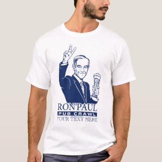 Ron Paul Pub-Schleichen-kundengerechtes Shirt