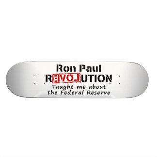Ron Paul Revolution brachte mir die bundesstaatlic Skate Board