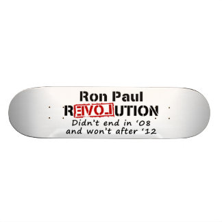 Ron Paul-Revolution die sie nicht in 08 beendete Individuelles Deck