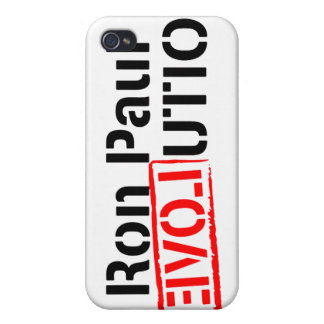 Ron Paul-Revolution fährt fort Hülle Fürs iPhone 4