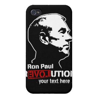 Ron Paul-Revolution iPhone 4 Schutzhülle