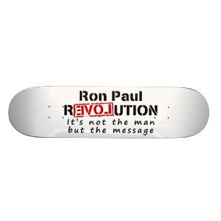 Ron Paul-Revolution nicht der Mann aber die Mittei Individuelle Skateboards