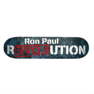 Ron Paul-Revolutions-Skateboard Personalisierte Decks
