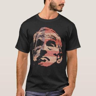 Ron Paul und die Flagge T-Shirt