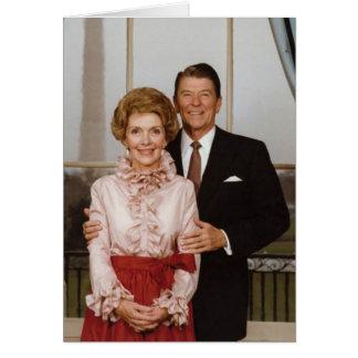 Ron und Nancy Karte