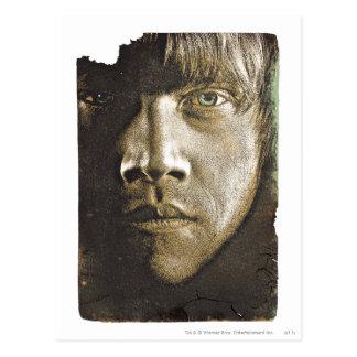 Ron Weasley 1 Postkarte