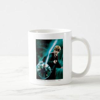 Ron Weasley und Lucius Malfoy Kaffeetasse